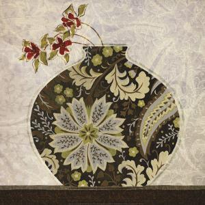Floral Ornament I by Yuko Lau