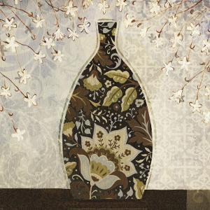 Floral Ornament II by Yuko Lau