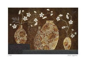 Four Vases II by Yuko Lau