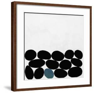 One Blue Stone by Yuko Lau