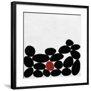 One Red Stone by Yuko Lau