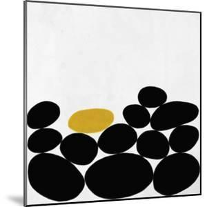 One Yellow Stone by Yuko Lau