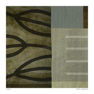 Organic Abstract I by Yuko Lau