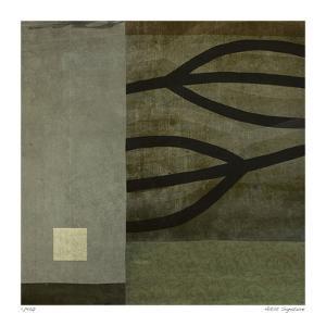 Organic Abstract II by Yuko Lau