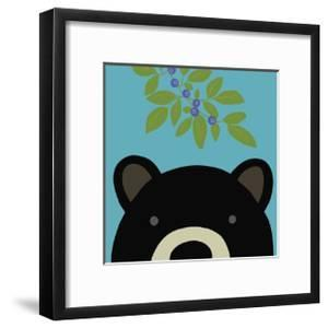Peek-a-Boo Bear by Yuko Lau