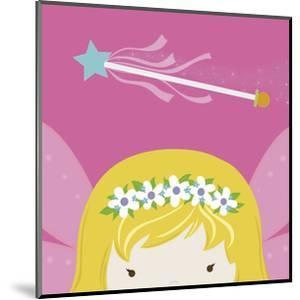 Peek-a-Boo Fairy by Yuko Lau