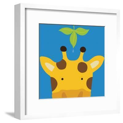 Peek-a-Boo Giraffe