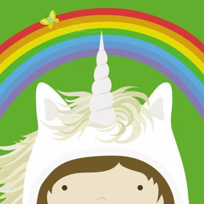 Peek-a-Boo Heroes: Unicorn by Yuko Lau