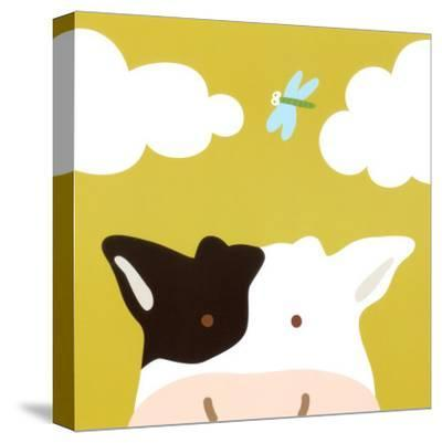 Peek-a-Boo III, Cow