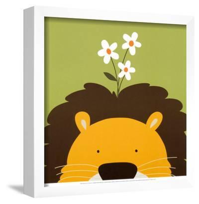 Peek-a-Boo IX, Lion