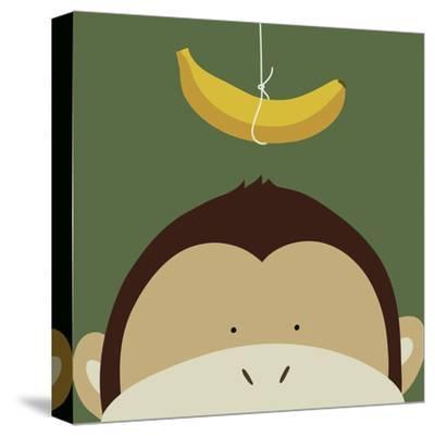 Peek-a-Boo Monkey by Yuko Lau