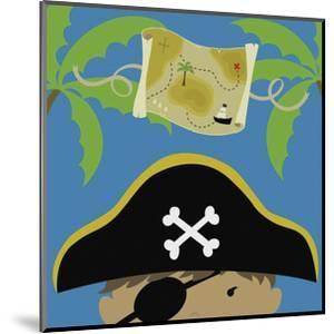 Peek-a-Boo Pirate by Yuko Lau