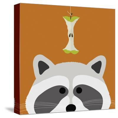 Peek-a-Boo Raccoon by Yuko Lau
