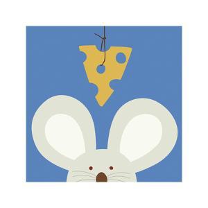 Peek-a-boo V - Mouse by Yuko Lau