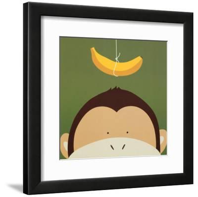 Peek-a-Boo X, Monkey by Yuko Lau