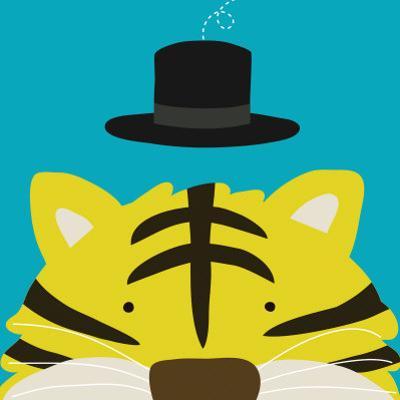Peek-a-Boo XI, Tiger