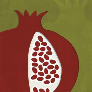 Pomegranate by Yuko Lau