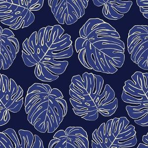 Seamless Floral Texture by YuliaZubkova