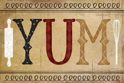 Yum-Jennifer Pugh-Art Print