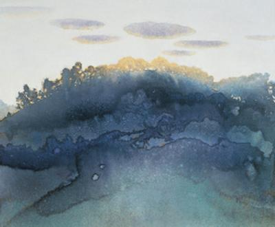 Clouds at Dusk by Yunlan He