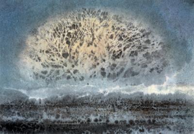 Fantasy in Desert by Yunlan He