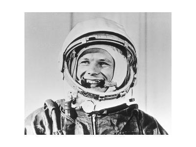 Yuri Gagarin-Ria Novosti-Giclee Print