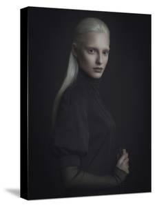 Pale Portrait by Yuri Shevchenko