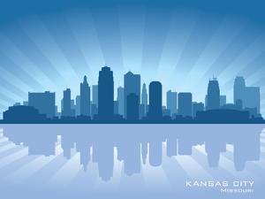 Kansas City, Missouri Skyline by Yurkaimmortal