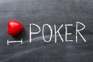 Love Poker by Yury Zap
