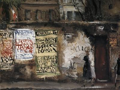 La Cloche, Paris by Yuzo Saeki