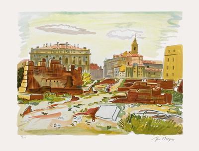 Marseille : les fouilles de Massalia