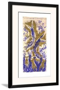 Untitled, Anthropometry, c.1960 (ANT101) by Yves Klein