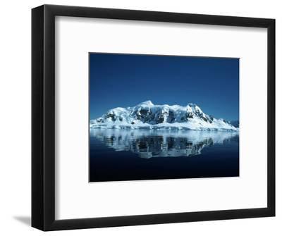 Glacier and Reflection, Paradise Bay, Antarctica