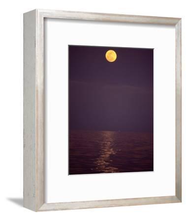 Moonrise, Cabo San Lucas, Baja California, Mexico