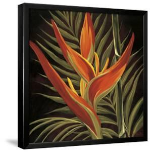 Birds of Paradise I by Yvette St^ Amant