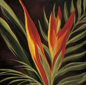 Birds of Paradise II by Yvette St^ Amant
