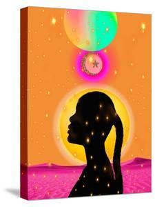 Aligning My Chakra by Yvonne Coleman Burney