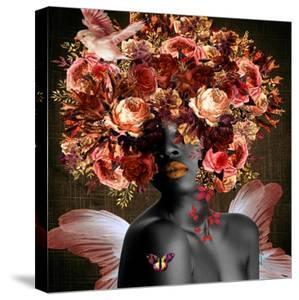Angel in the Garden by Yvonne Coleman Burney