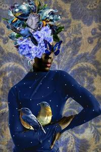 Blue Birds Sing by Yvonne Coleman Burney