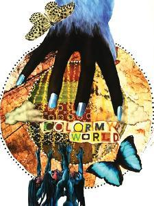 Color My World by Yvonne Coleman Burney