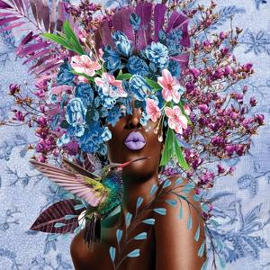Purplicious by Yvonne Coleman Burney