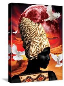 Sacred Land by Yvonne Coleman Burney