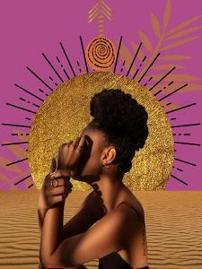 Vibing in the Universe by Yvonne Coleman Burney