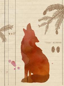 Forest Wolf by Z Studio