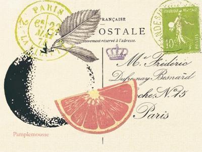 Grapefruit Letter