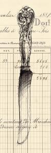 Knife Document by Z Studio