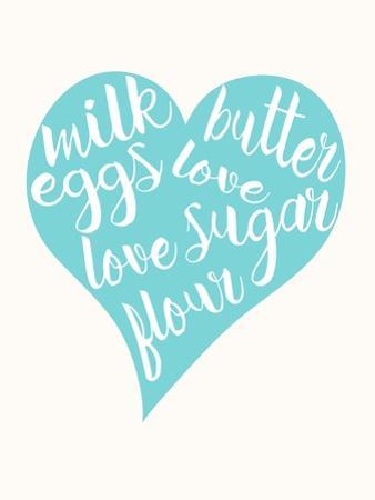 Love, Sugar, Milk Eggs