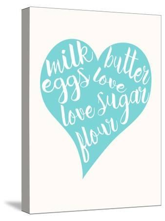 Love, Sugar, Milk Eggs