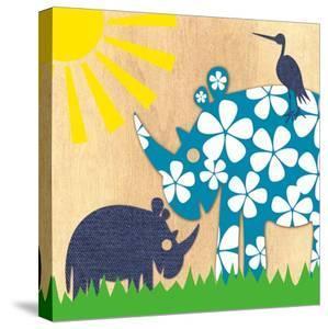 Rhino Family by Z Studio
