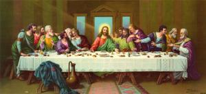 Heiliges Abendmahl by Zabateri